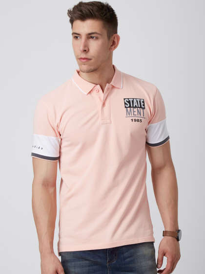 c525de9257 Men T-shirts - Buy T-shirt for Men Online in India | Myntra