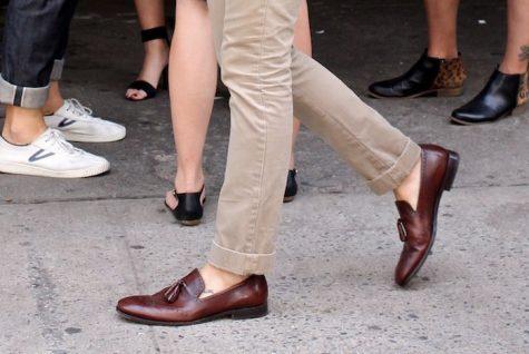 lỗi trang phục - lưu ý cách chọn giày phù hợp