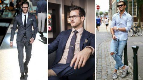10 lỗi trang phục thường gặp ở nam giới