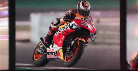 mong ước được thi đấu tại giải moto GP của diễn viên Keanu Reeves