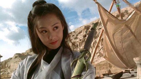 mỹ nhân Hong Kong-Chu Ân đóng phim