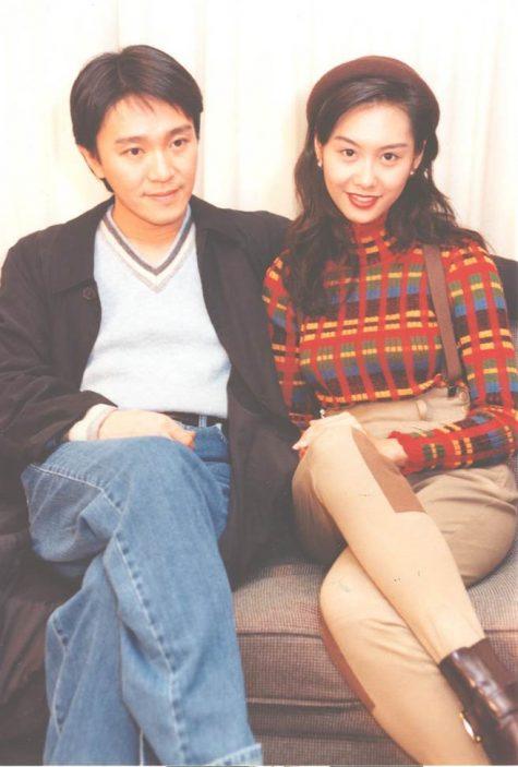 mỹ nhân Hong Kong-Chu Ân và Châu Tinh Trì