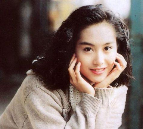 mỹ nhân Hong Kong-Chu Ân xinh đẹp