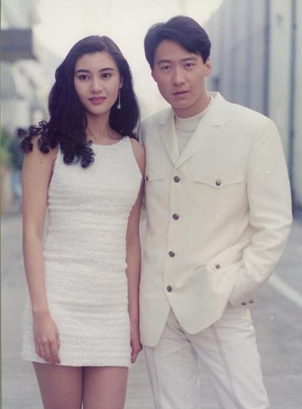 mỹ nhân Hong Kong-Lý Gia Hân và Lê Minh