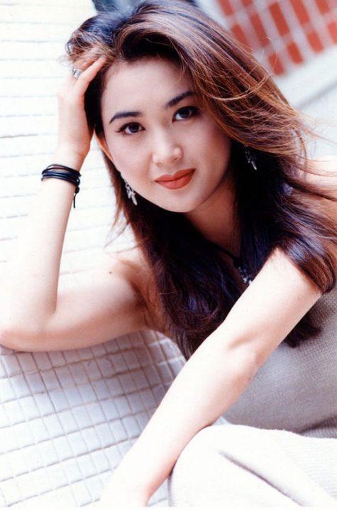 mỹ nhân Hong Kong-Ôn Bích Hà xinh đẹp