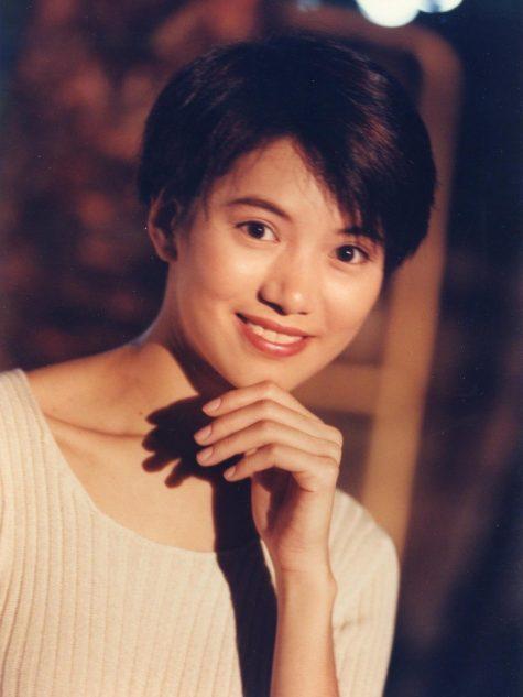 mỹ nhân Hong Kong-Viên Vịnh Nghi tóc ngắn