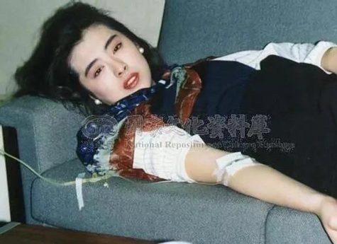 mỹ nhân Hong Kong-Vương Tổ Hiền bị ốm