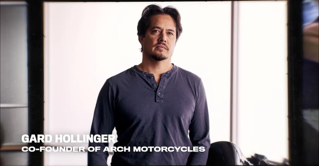 người đồng sáng lập Arch cùng diễn viên Keanu Reeves