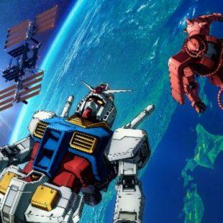 Gundam sẽ được phóng ra ngoài vũ trụ tại thế vận hội Tokyo 2020