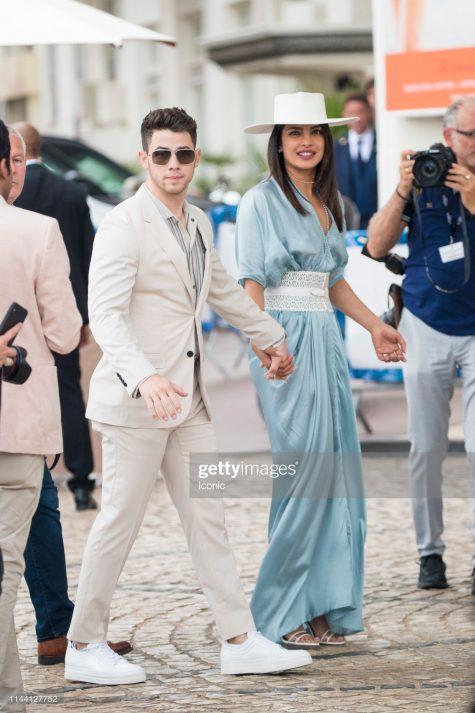 Nick Jonas xếp vị trí thứ 5 trong top thời trang sao nam ấn tượng của tuần. Ảnh: Getty Images