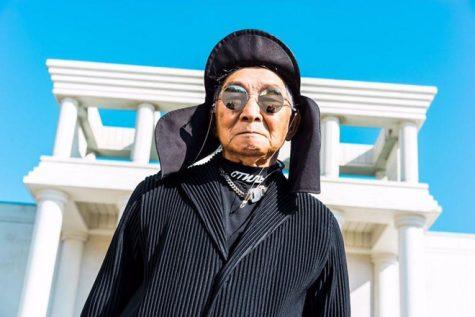 thời trang đường phố của cụ ông silver tetsuya 3