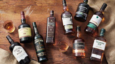 cách uống rượu Whisky hình ảnh các chai rượu whisky feature