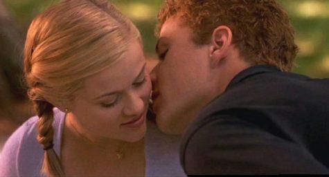 hôn người yêu-cặp đôi hôn nhau trong phim Cruel Intentions