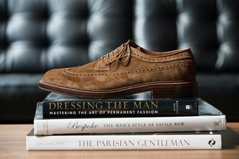 cách ăn mặc đẹp giày tây