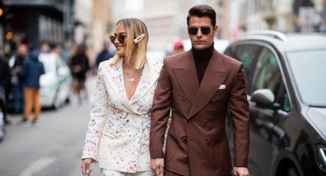 cặp đôi ăn mặc đẹp