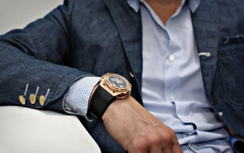 đồng hồ đeo tay hướng dẫn ăn mặc đẹp