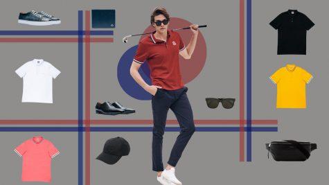 ELLE Man Style Calendar: Đa dạng phong cách Hè trong 7 ngày cùng áo Polo nam