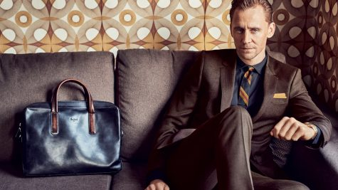 Tom Hiddleston ăn mặc đẹp