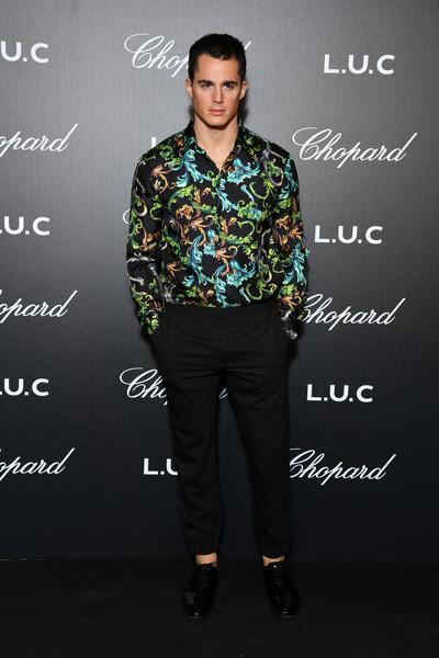 Phong cách hè tươi mát của Pietro Boselli giúp anh chàng cán mốc ở vị trí thứ 5 trong top sao nam mặc đẹp. Ảnh: Zimbio