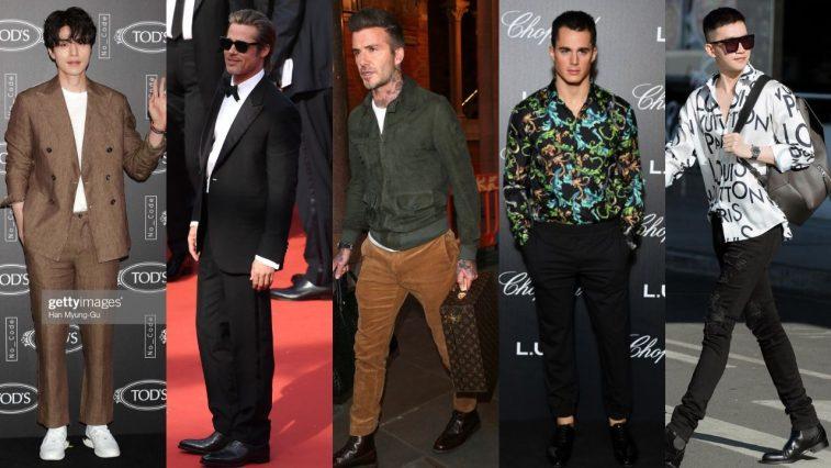 Bảng xếp hạng sao nam mặc đẹp tuần 4 tháng 5/2019