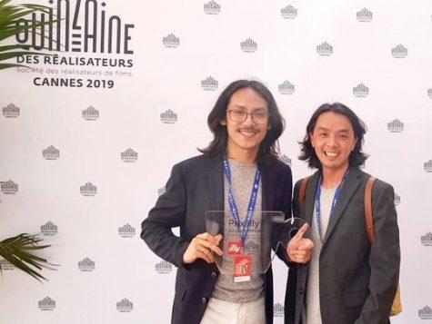 đạo diễn Phạm Thiên Ân đạt giải phim ngắn xuất sắc tại LHP Cannes