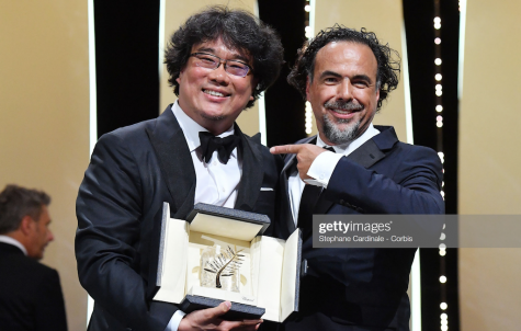 Lễ trao giải LHP Cannes Giải Cành Cọ Vàng cho Bong Joon Ho Parasite