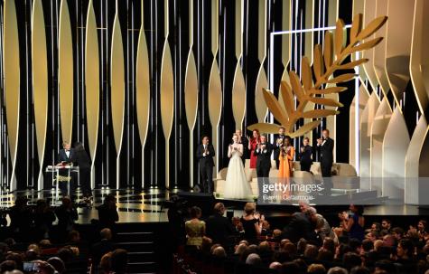 Lễ trao giải LHP Cannes hình ban giám khảo