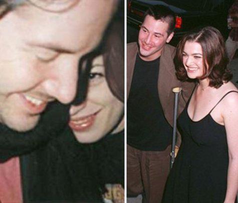 Diễn viên Keanu Reeves và bạn gái Jennifer Syme