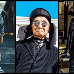"""Ninju - Cụ ông U90 """"hypebeast"""" của thời trang đường phố Nhật Bản"""