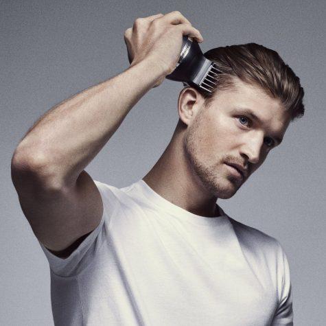 chăm sóc tóc bằng cách tự cắt tóc