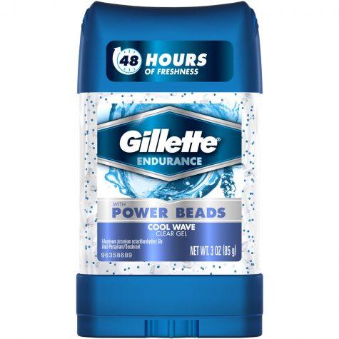 sản phẩm khử mùi - gillette endurance for men