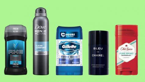 6 sản phẩm khử mùi nam tốt nhất nửa đầu năm 2019