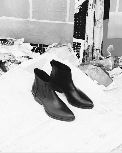 xu hướng thời trang nam boot cao gót 1