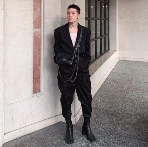 xu hướng thời trang nam boot cao gót