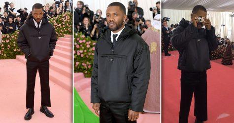 xu hướng thời trang nam casual suit frank ocean