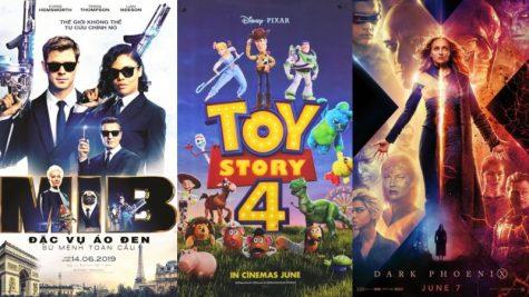 Phim chiếu rạp 06/2019: Men in Black, Annabelle và Toy Story trở về