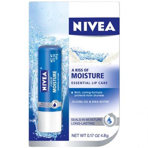 son dưỡng môi-son dưỡng môi Nivea a Kiss of Moisture Essential