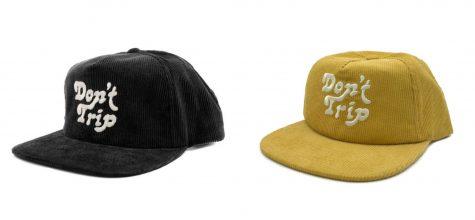 mẫu nón đẹp-nón Corduroy Snapback