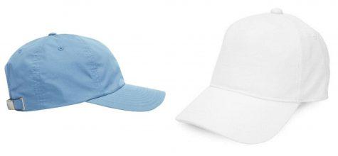 mẫu nón đẹp-nón bóng chày trơn