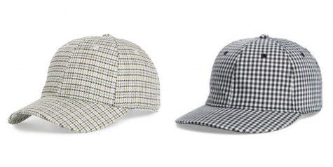 mẫu nón đẹp-nón bóng chày vải twill