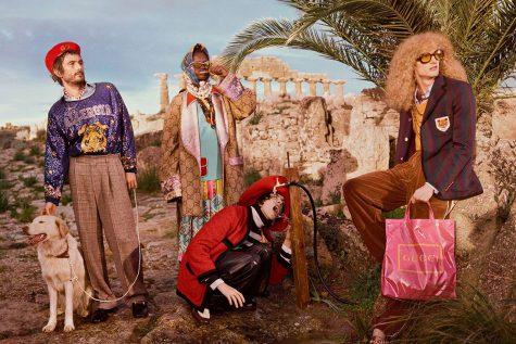 Mở đầu tin tức thời trang nổi bật là việc thu xếp nợ thuế của tập đoàn Kering với giới chức Italy. Ảnh: Gucci