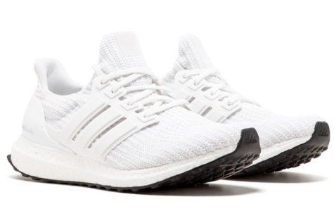 giày sneaker trắng adidas