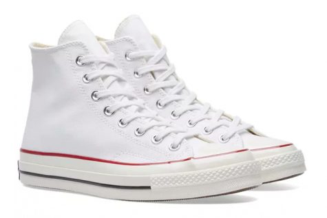 giày sneaker trắng converse