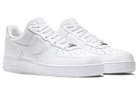 giày sneaker trắng nike air force 1