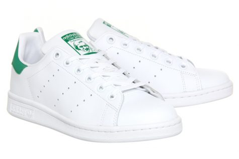 giày sneaker trắng stan smith