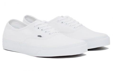 giày sneaker trắng vans authentic