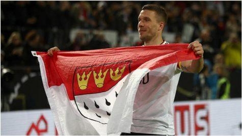 Lukas Podolski: Người không tìm sự công nhận