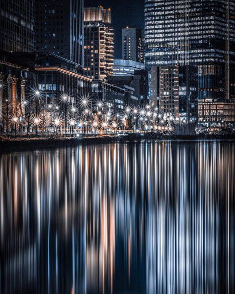 bộ ảnh đẹp - thành phố tokyo nhật bản