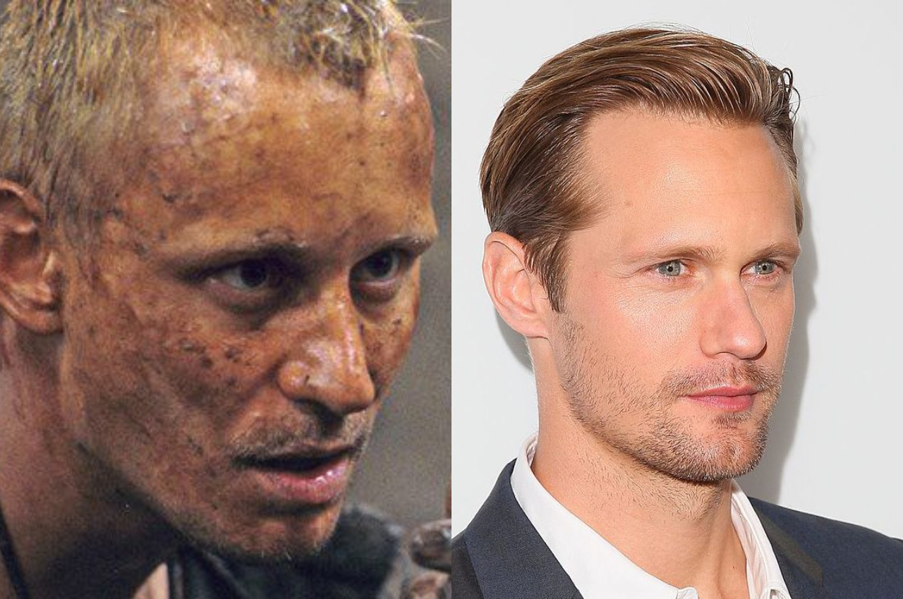 cha con nam diễn viên Stellan Skarsgård