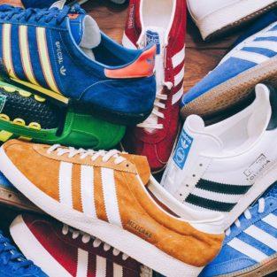 """Giày thể thao của văn hoá """"Terrace"""" và con đường tới đỉnh cao sneakergame"""